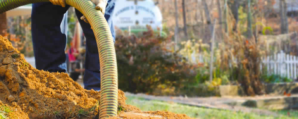 septic tank cleaning in Dallas TX